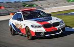 600 de cai în slujba siguranței: noul BMW M5 va fi Safety car în noul sezon Moto GP