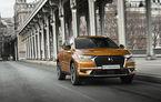 Comenzile pentru DS7 Crossback depășesc așteptările: Peugeot-Citroen anticipează primul an cu vânzări în creștere după 2013