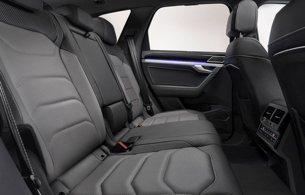 Am văzut noul VW Touareg înaintea tuturor: tot ce trebuie să știi despre a treia generație a SUV-ului german - Poza 56