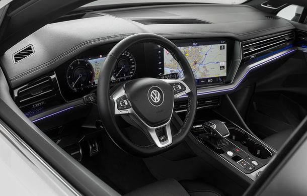 Am văzut noul VW Touareg înaintea tuturor: tot ce trebuie să știi despre a treia generație a SUV-ului german - Poza 46