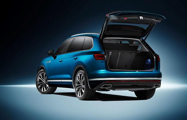 Am văzut noul VW Touareg înaintea tuturor: tot ce trebuie să știi despre a treia generație a SUV-ului german - Poza 24