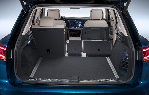 Am văzut noul VW Touareg înaintea tuturor: tot ce trebuie să știi despre a treia generație a SUV-ului german - Poza 72