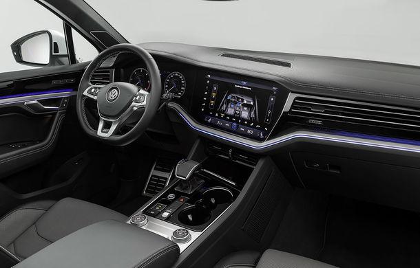 Am văzut noul VW Touareg înaintea tuturor: tot ce trebuie să știi despre a treia generație a SUV-ului german - Poza 41