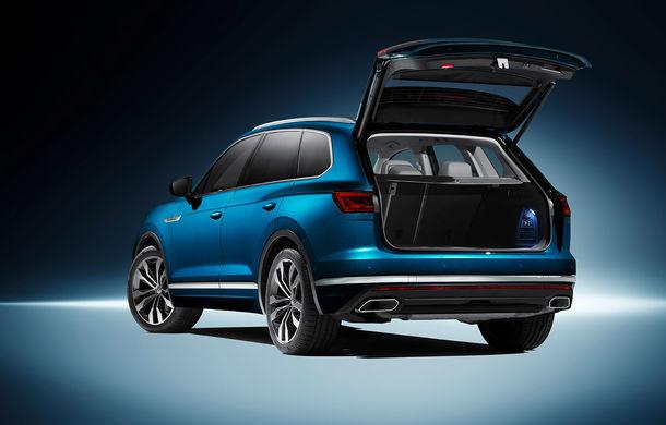 Am văzut noul VW Touareg înaintea tuturor: tot ce trebuie să știi despre a treia generație a SUV-ului german - Poza 22