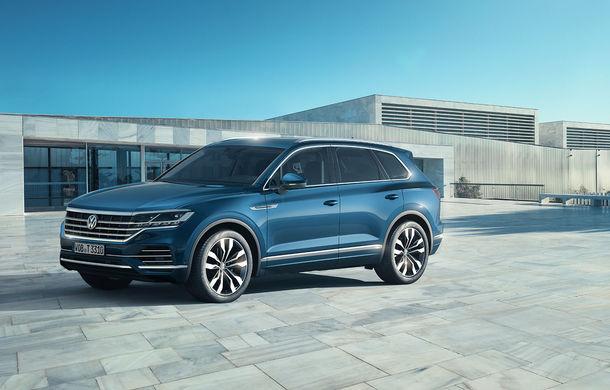 Am văzut noul VW Touareg înaintea tuturor: tot ce trebuie să știi despre a treia generație a SUV-ului german - Poza 6