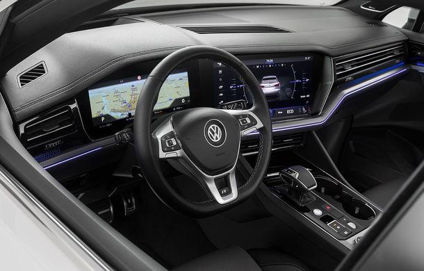 Am văzut noul VW Touareg înaintea tuturor: tot ce trebuie să știi despre a treia generație a SUV-ului german - Poza 48