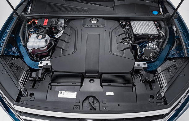 Am văzut noul VW Touareg înaintea tuturor: tot ce trebuie să știi despre a treia generație a SUV-ului german - Poza 77