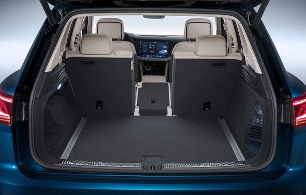 Am văzut noul VW Touareg înaintea tuturor: tot ce trebuie să știi despre a treia generație a SUV-ului german - Poza 74