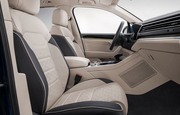 Am văzut noul VW Touareg înaintea tuturor: tot ce trebuie să știi despre a treia generație a SUV-ului german - Poza 50