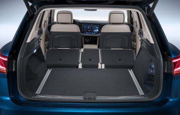 Am văzut noul VW Touareg înaintea tuturor: tot ce trebuie să știi despre a treia generație a SUV-ului german - Poza 71