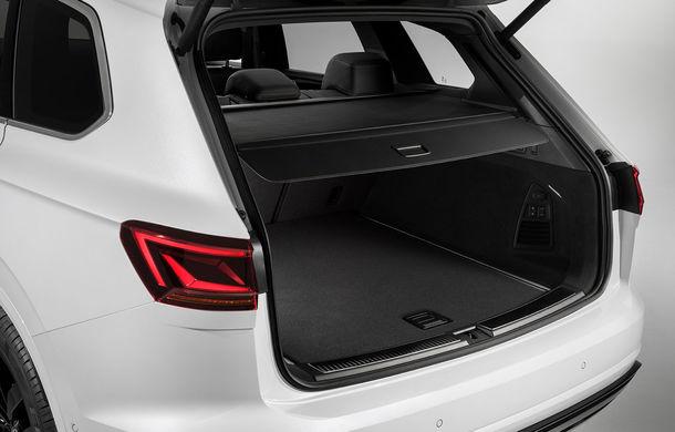 Am văzut noul VW Touareg înaintea tuturor: tot ce trebuie să știi despre a treia generație a SUV-ului german - Poza 70