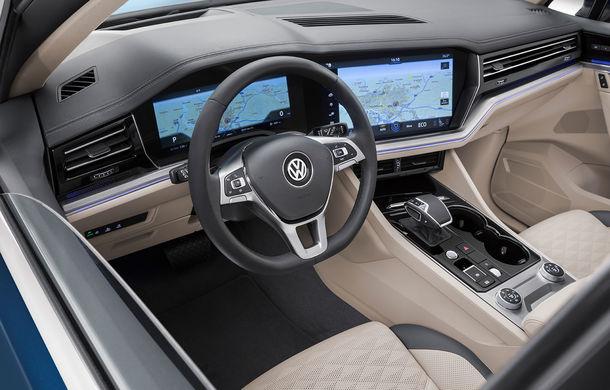 Am văzut noul VW Touareg înaintea tuturor: tot ce trebuie să știi despre a treia generație a SUV-ului german - Poza 37