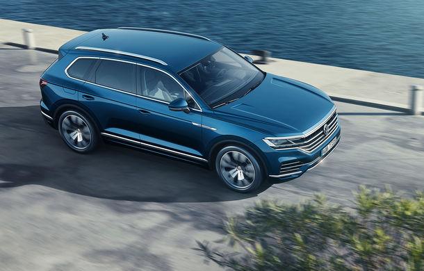 Am văzut noul VW Touareg înaintea tuturor: tot ce trebuie să știi despre a treia generație a SUV-ului german - Poza 7