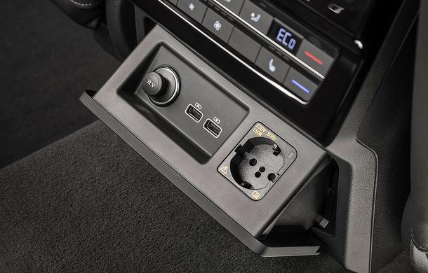 Am văzut noul VW Touareg înaintea tuturor: tot ce trebuie să știi despre a treia generație a SUV-ului german - Poza 68