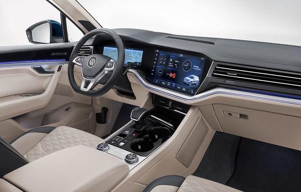 Am văzut noul VW Touareg înaintea tuturor: tot ce trebuie să știi despre a treia generație a SUV-ului german - Poza 33