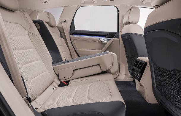 Am văzut noul VW Touareg înaintea tuturor: tot ce trebuie să știi despre a treia generație a SUV-ului german - Poza 53