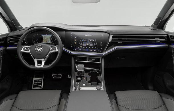 Am văzut noul VW Touareg înaintea tuturor: tot ce trebuie să știi despre a treia generație a SUV-ului german - Poza 42