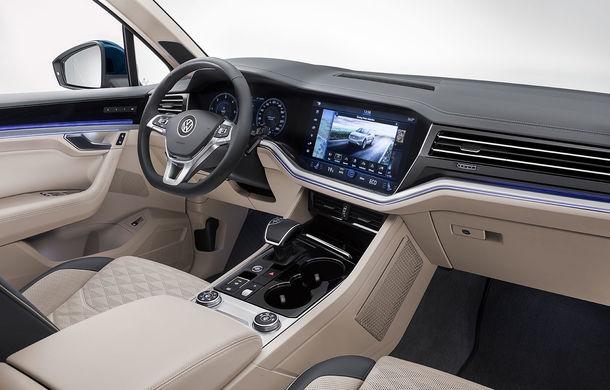 Am văzut noul VW Touareg înaintea tuturor: tot ce trebuie să știi despre a treia generație a SUV-ului german - Poza 34