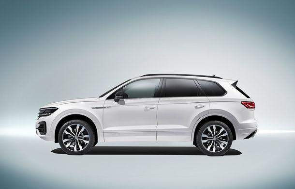 Am văzut noul VW Touareg înaintea tuturor: tot ce trebuie să știi despre a treia generație a SUV-ului german - Poza 19
