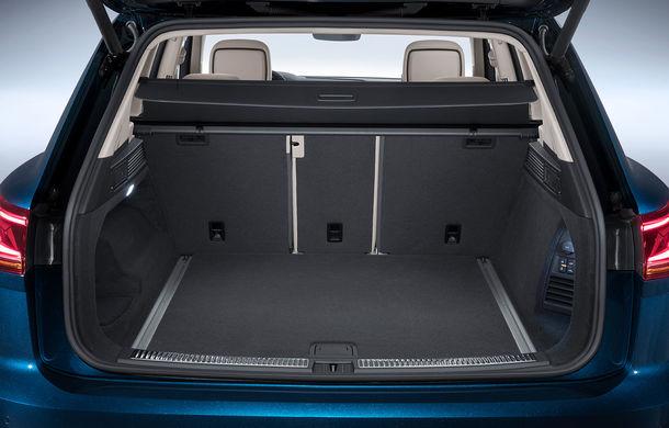 Am văzut noul VW Touareg înaintea tuturor: tot ce trebuie să știi despre a treia generație a SUV-ului german - Poza 75