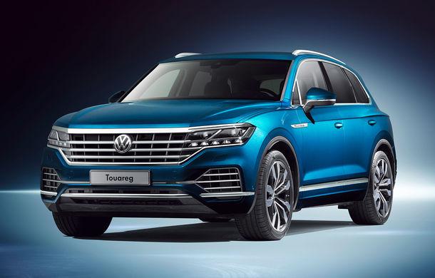 Am văzut noul VW Touareg înaintea tuturor: tot ce trebuie să știi despre a treia generație a SUV-ului german - Poza 10