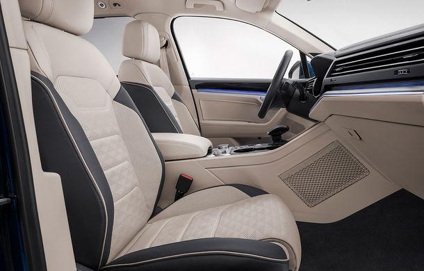 Am văzut noul VW Touareg înaintea tuturor: tot ce trebuie să știi despre a treia generație a SUV-ului german - Poza 49