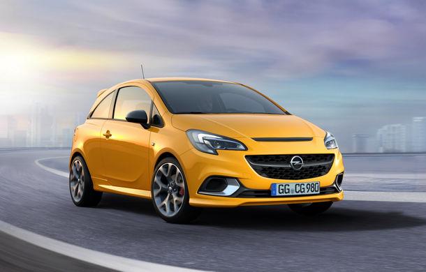 Opel Corsa GSi revine în oferta constructorului german: un look mai agresiv și setări preluate de pe versiunea OPC - Poza 1
