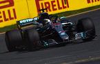 Hamilton, pole position la Melbourne pentru prima cursă a sezonului! Raikkonen și Vettel vor pleca de pe următoarele două locuri