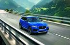 Jaguar F-Pace SVR debutează în 28 martie: SUV-ul de performanță va primi motorul V8 de 5.0 litri cu 575 CP