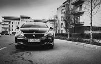 Test drive DS 5