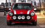 Arc peste timp: un Mini clasic a fost transformat într-un vehicul 100% electric