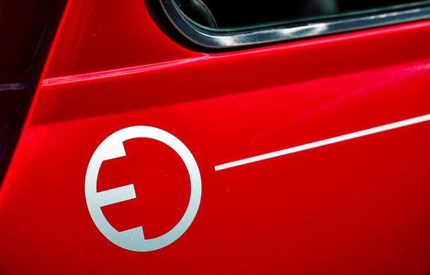 Arc peste timp: un Mini clasic a fost transformat într-un vehicul 100% electric - Poza 21
