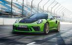 Dietă pentru 911 GT3 RS facelift: mai puține kilograme și un look mai agresiv cu noul pachet Weissach