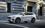 Volvo face dubla: după ce XC40 a cucerit Europa, XC60 primește titlul World Car of the Year 2018