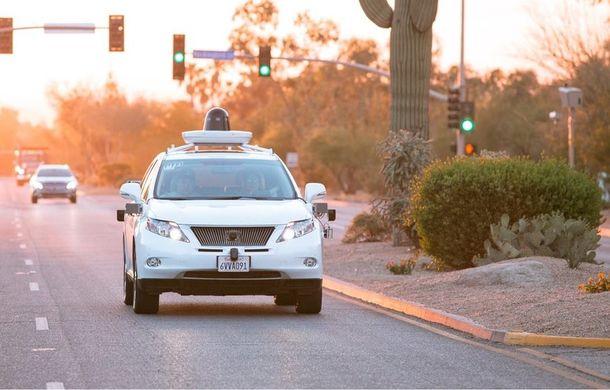 Americanii au dat startul testelor cu mașini autonome fără șoferi în California: companiile nu se înghesuie să obțină autorizația - Poza 1
