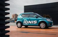Test drive Suzuki Ignis