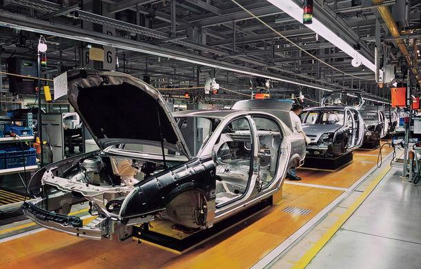 PSA caută extinderea producției: francezii ar vrea să pună mâna pe o fabrică engleză folosită de Renault și Vauxhall - Poza 1