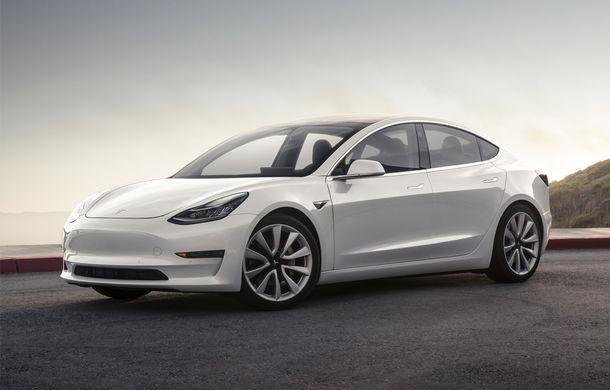 Tesla ratează ținta de producție pentru Model 3: doar 2.000 de unități în ultimele 7 zile și mai puțin de 10.000 de la începutul anului - Poza 1