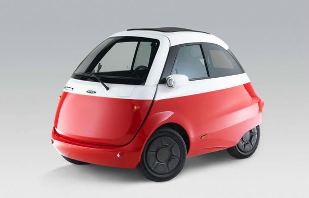 Cu aromă retro: o companie din Elveția lansează un model electric cu design inspirat de clasicul Isetta - Poza 1