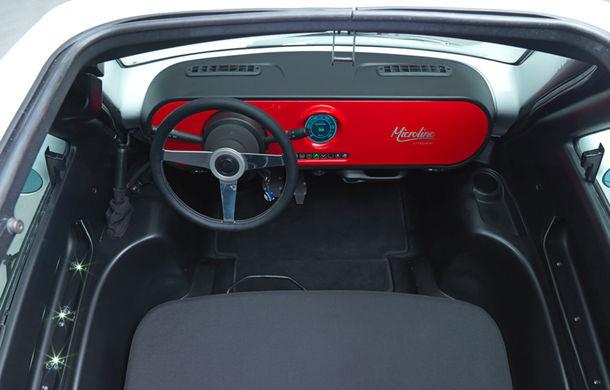 Cu aromă retro: o companie din Elveția lansează un model electric cu design inspirat de clasicul Isetta - Poza 6