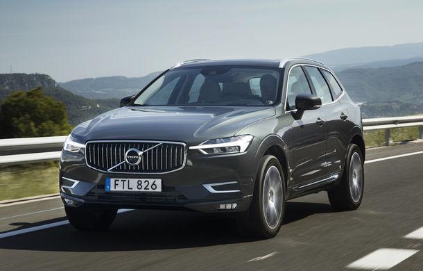 Vânzările Volvo cresc pe fondul popularității SUV-urilor: 147.000 de unități în primele 3 luni. XC60 și XC90, cele mai căutate modele - Poza 1