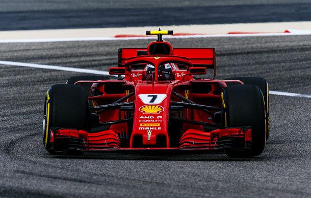 Ricciardo și Raikkonen, cei mai rapizi în antrenamentele din Bahrain. Hamilton, penalizat cu 5 poziții pe grilă - Poza 1