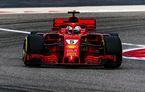 Vettel a câștigat cursa din Bahrain! Bottas și Hamilton au completat podiumul. Raikkonen și piloții Red Bull au abandonat