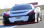 De pe Playstation 4 pe circuitul de curse: Audi e-tron Vision Gran Turismo va fi taxiul oficial a competiției Formula E
