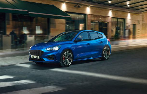 Noul Ford Focus: platformă nouă, tehnologii moderne, motorizări revizuite și versiuni Active și Vignale - Poza 1