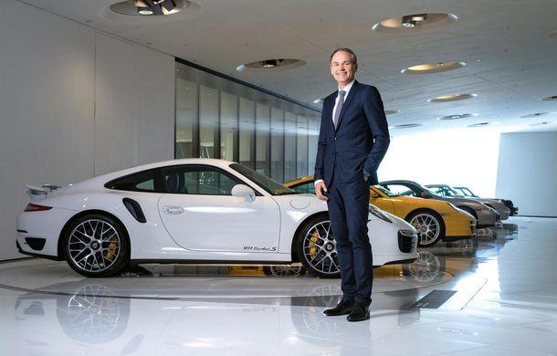 """Porsche ar putea vinde doar mașini electrice după 2030: """"Este absurd să ne gândim acum la dispariția motoarelor tradiționale"""" - Poza 1"""