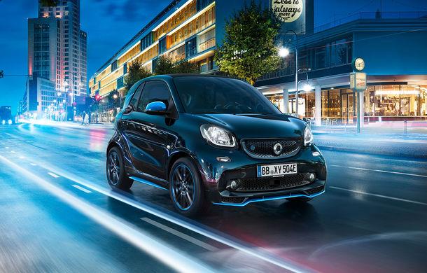 Smart va deveni brand 100% electric în Europa: Daimler susține că tranziția va dura doi ani - Poza 1