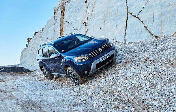 Uzina Dacia de la Mioveni a produs peste 85.000 de mașini în primele trei luni ale anului: SUV-ul Duster s-a apropiat de 54.000 de exemplare - Poza 1