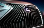 """Primul teaser cu noua generație Lexus ES: modelul premium va sosi în Europa și va """"redefini confortul pentru clienții de lux"""""""