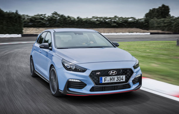 Atac direct asupra lui Ford Focus ST-Line: Hyundai pregătește lansarea versiunii i30 N-Line - Poza 1